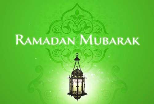 1 Ramadan 1442 H