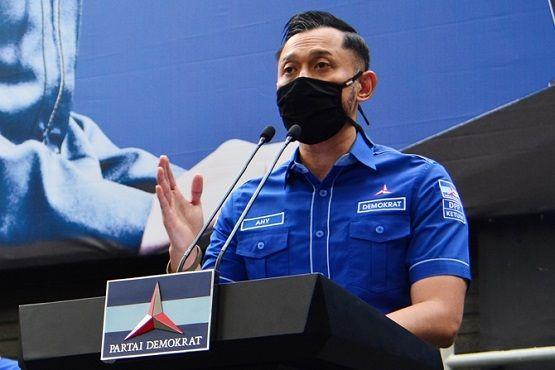 Agus HArimurti Yudhoyono (Dery Ridwansah/ JawaPos.com)